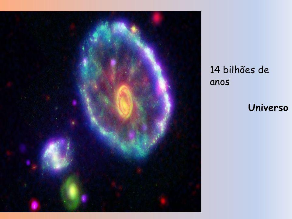14 bilhões de anos Universo