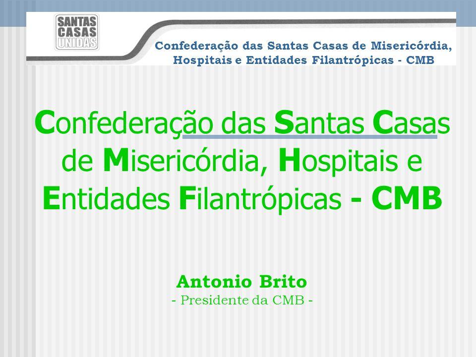 Antonio Brito - Presidente da CMB -