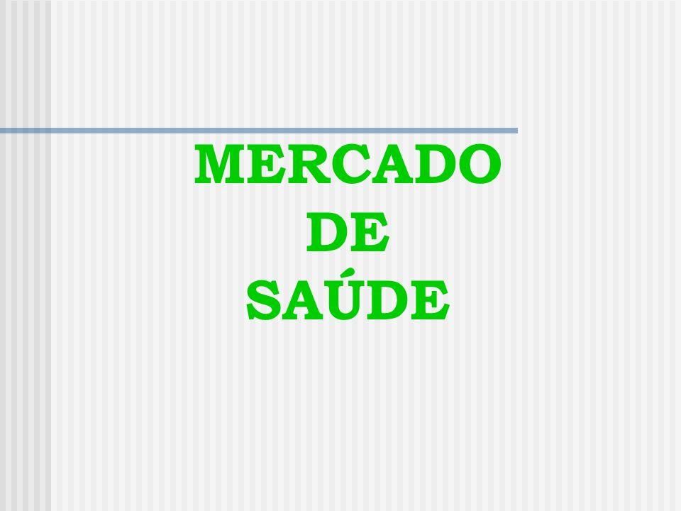 MERCADO DE SAÚDE