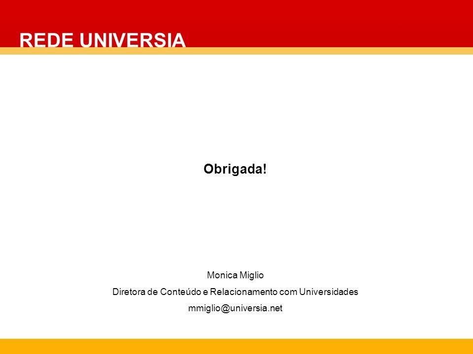 Diretora de Conteúdo e Relacionamento com Universidades