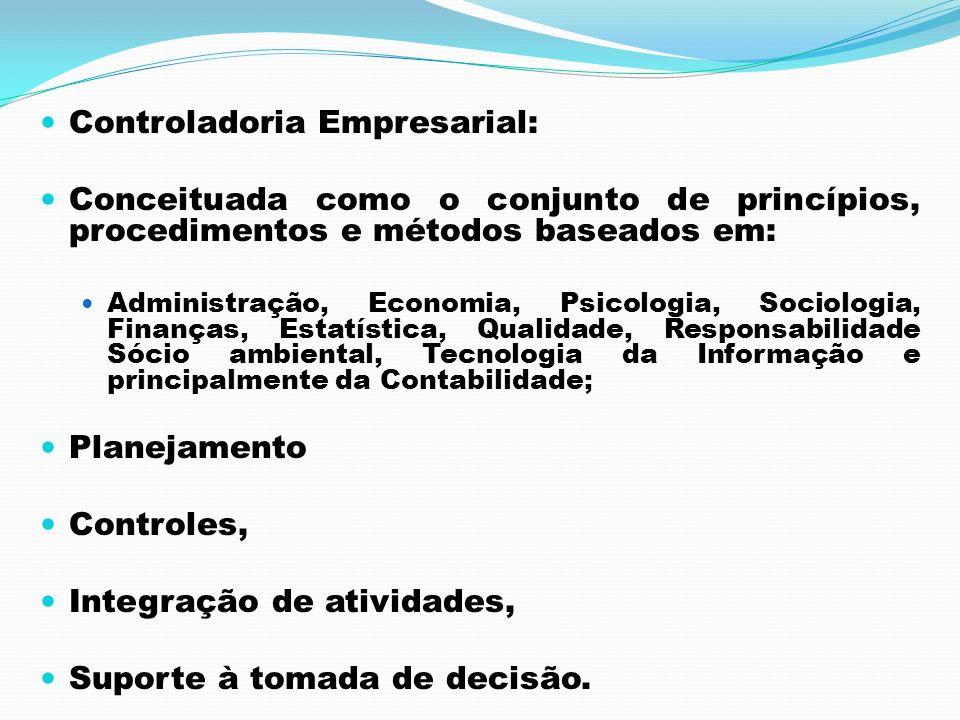 Controladoria Empresarial: