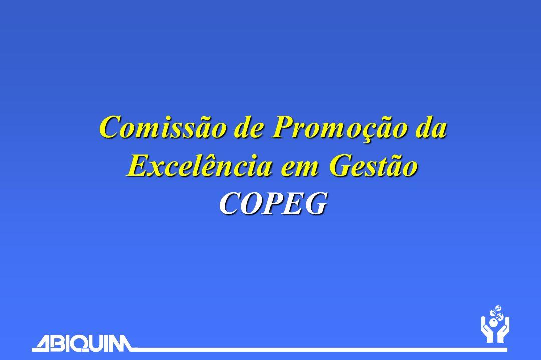 Comissão de Promoção da Excelência em Gestão COPEG