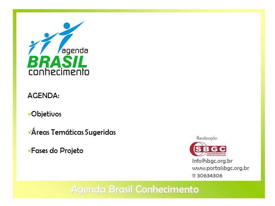 Agenda Brasil Conhecimento