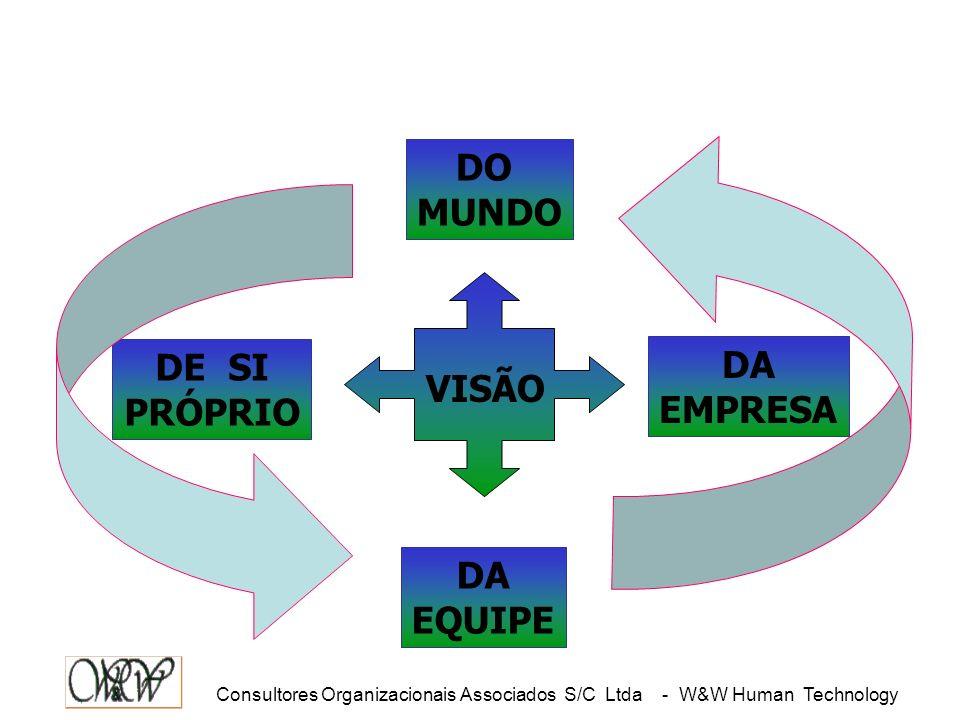 Consultores Organizacionais Associados S/C Ltda - W&W Human Technology
