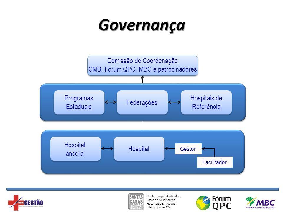 Governança Comissão de Coordenação