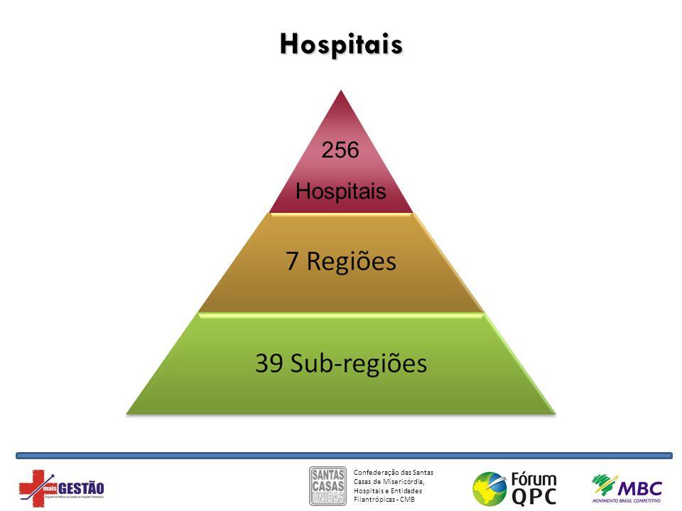 Hospitais 256 Hospitais