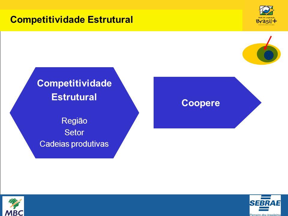 Competitividade Estrutural Coopere