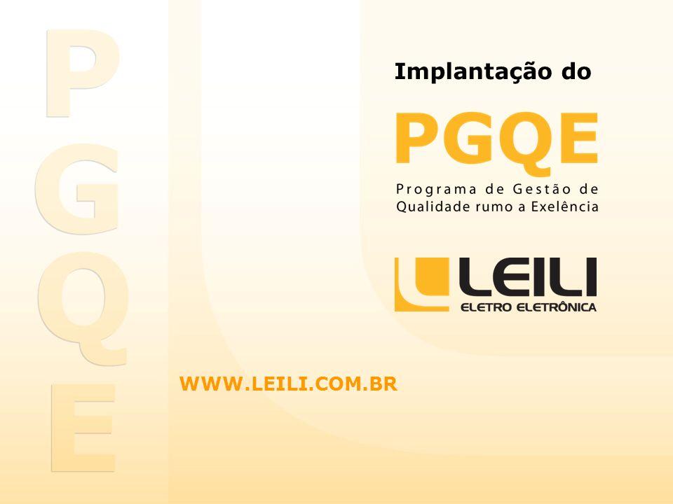 Implantação do WWW.LEILI.COM.BR