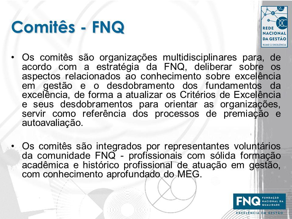 Comitês - FNQ