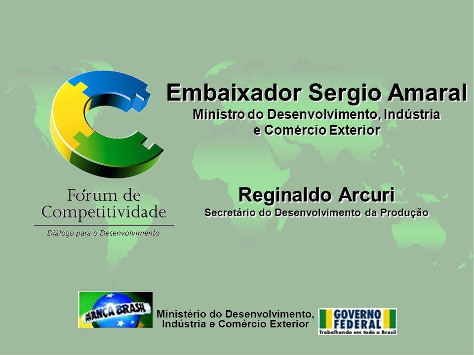 Embaixador Sergio Amaral