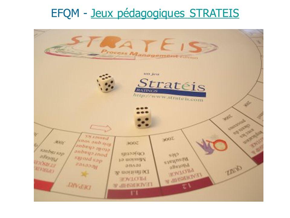 EFQM - Jeux pédagogiques STRATEIS