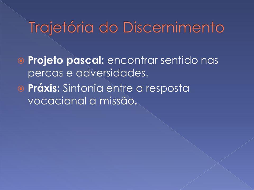 Trajetória do Discernimento