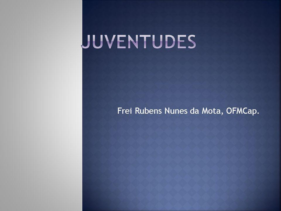 Frei Rubens Nunes da Mota, OFMCap.