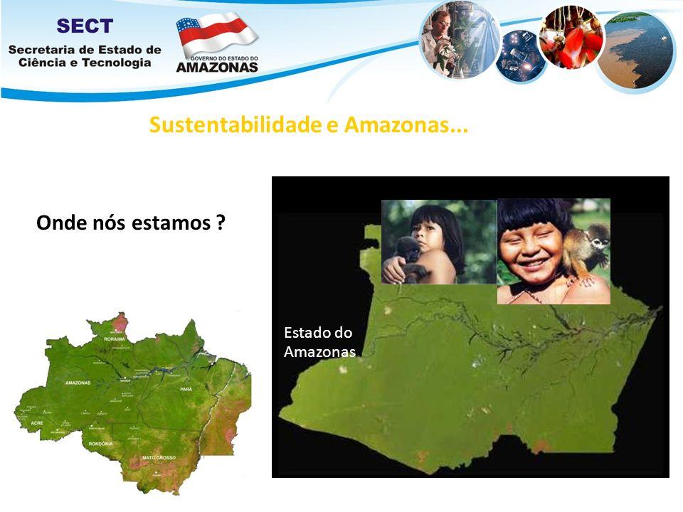 Sustentabilidade e Amazonas...