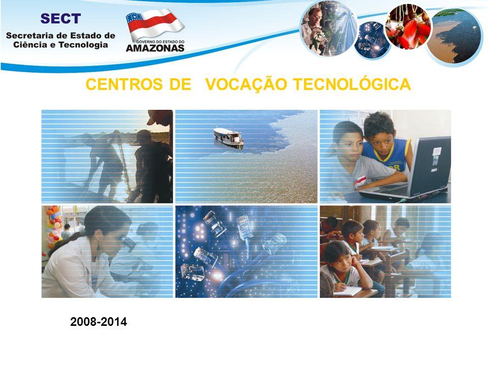 CENTROS DE VOCAÇÃO TECNOLÓGICA