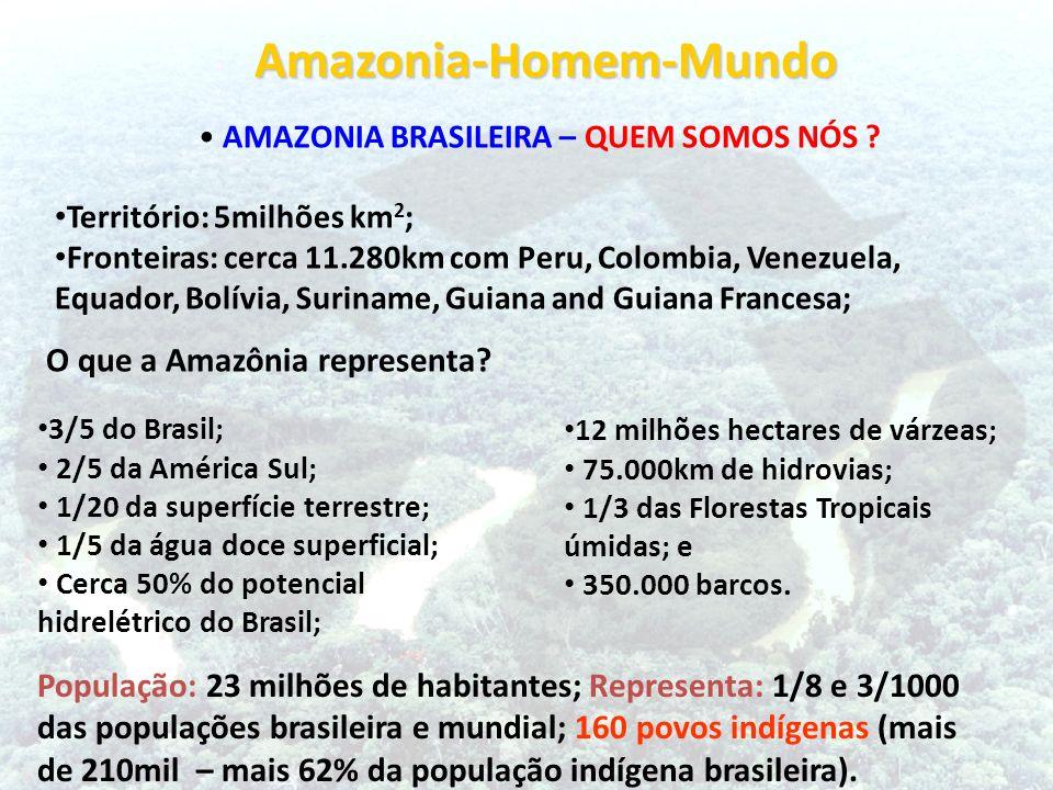Amazonia-Homem-Mundo AMAZONIA BRASILEIRA – QUEM SOMOS NÓS