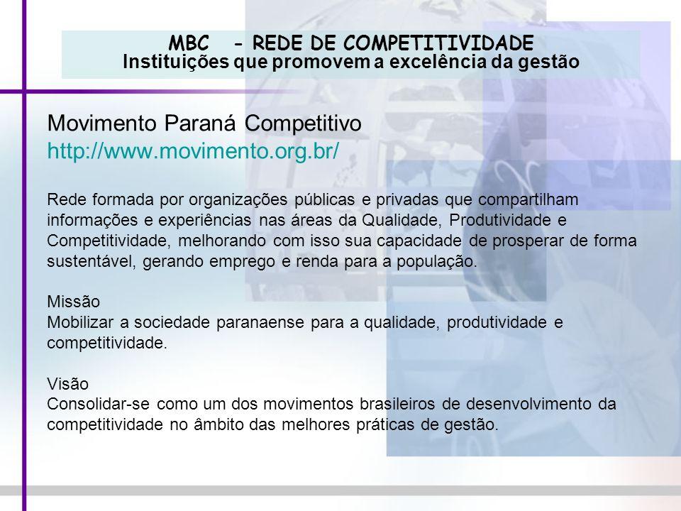 Movimento Paraná Competitivo http://www.movimento.org.br/