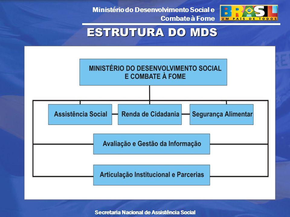 ESTRUTURA DO MDS