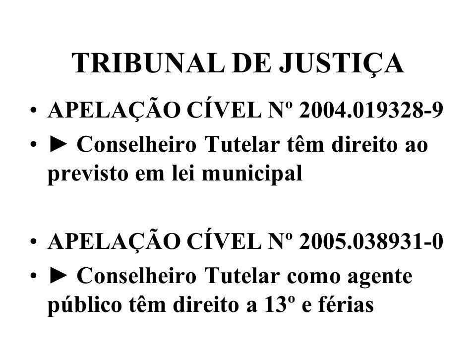TRIBUNAL DE JUSTIÇA APELAÇÃO CÍVEL Nº 2004.019328-9