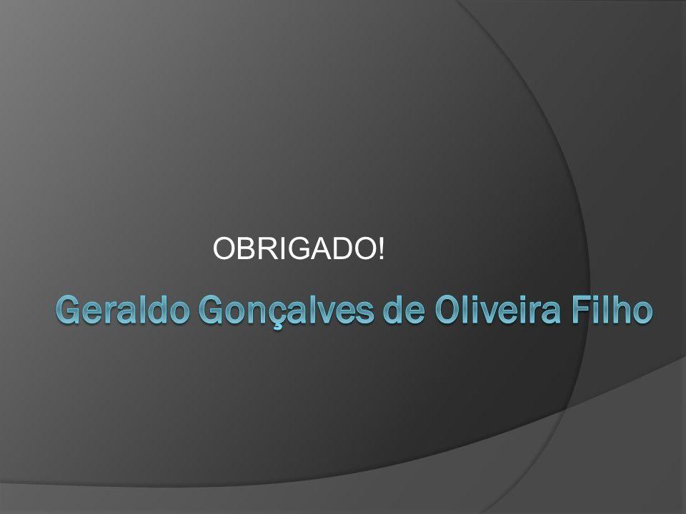 Geraldo Gonçalves de Oliveira Filho