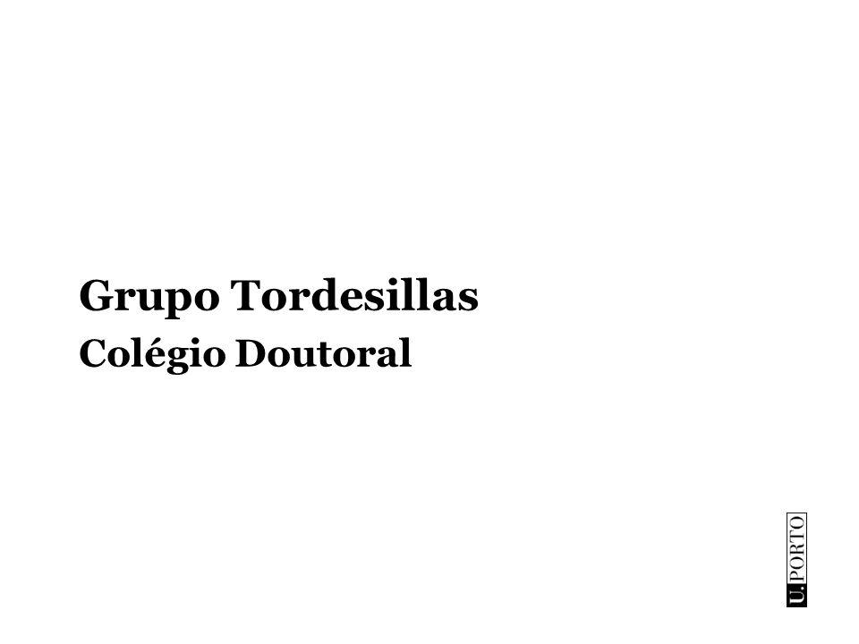 Grupo Tordesillas Colégio Doutoral