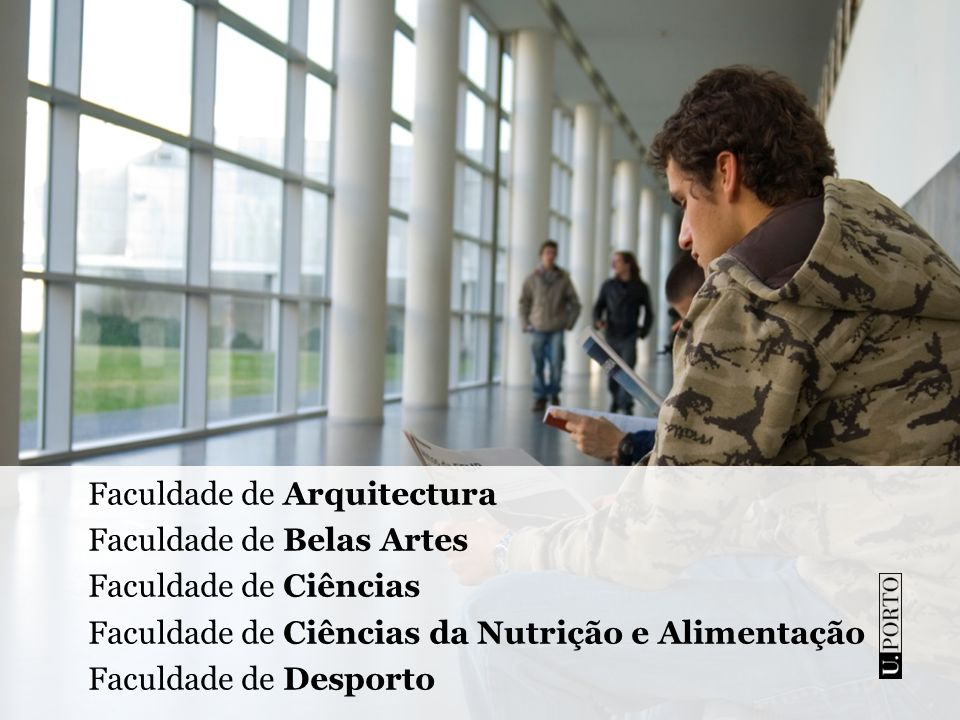 Faculdade de Arquitectura