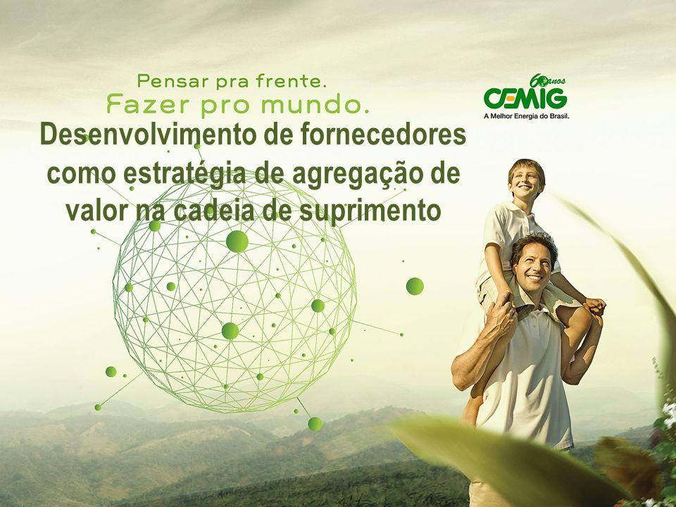 Classificação: Desenvolvimento de fornecedores como estratégia de agregação de valor na cadeia de suprimento.