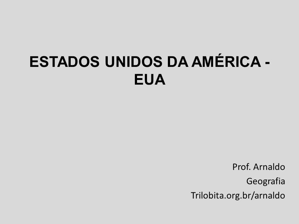 ESTADOS UNIDOS DA AMÉRICA - EUA