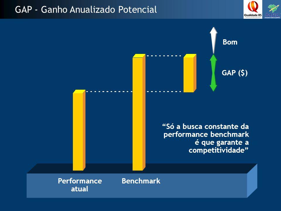 Só a busca constante da performance benchmark