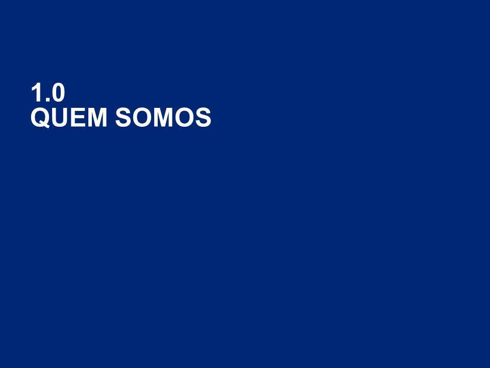 1.0 QUEM SOMOS Management Board Presentation, September 16th 2009. 2