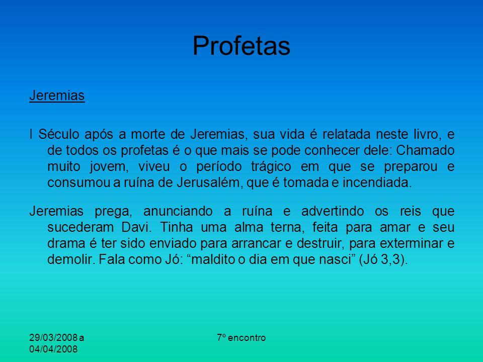 Profetas Jeremias.
