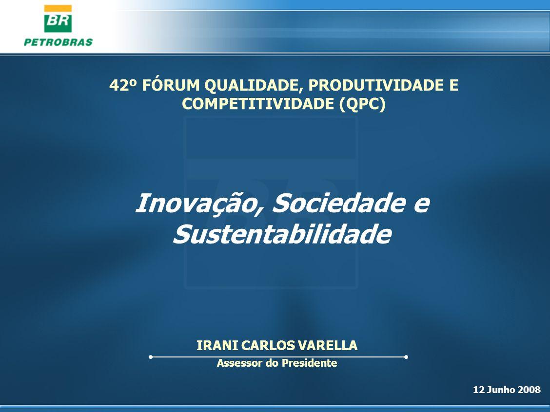 Inovação, Sociedade e Sustentabilidade