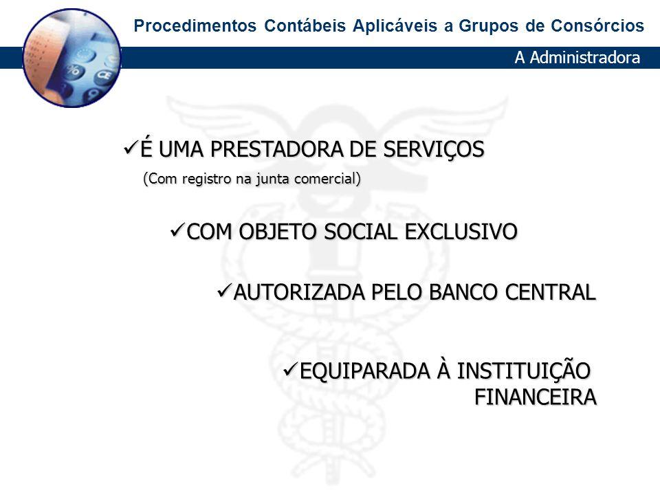 É UMA PRESTADORA DE SERVIÇOS (Com registro na junta comercial)