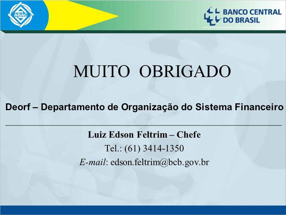 Luiz Edson Feltrim – Chefe