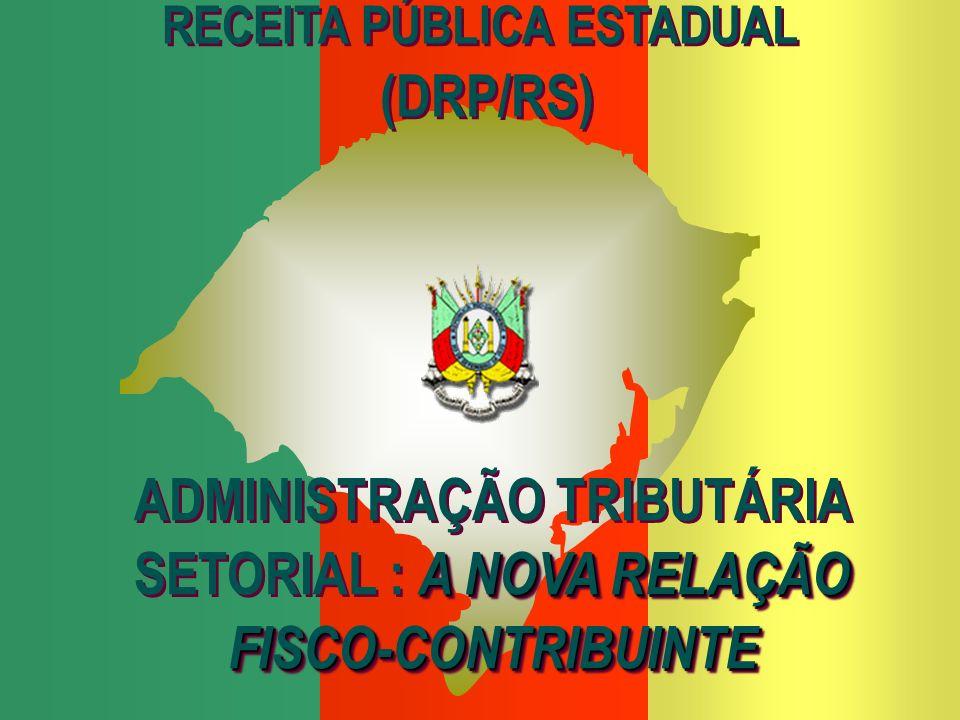 SECRETARIA DA FAZENDA (DRP/RS)