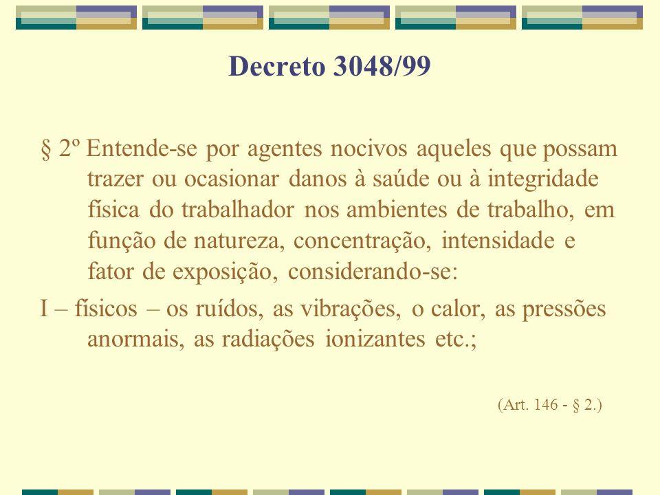 Decreto 3048/99