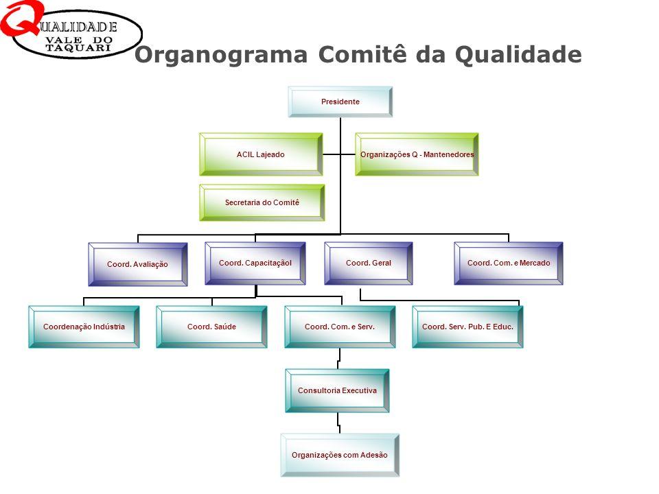 Estrutura do Comitê