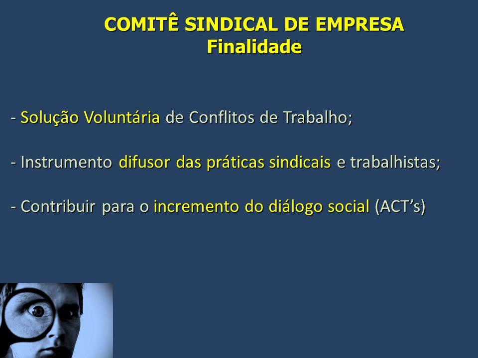 COMITÊ SINDICAL DE EMPRESA