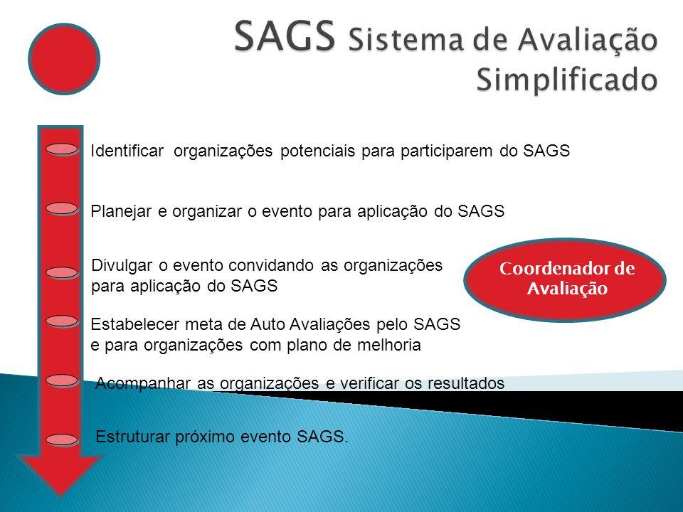 SAGS Sistema de Avaliação Simplificado