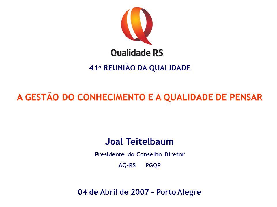 04 de Abril de 2007 – Porto Alegre