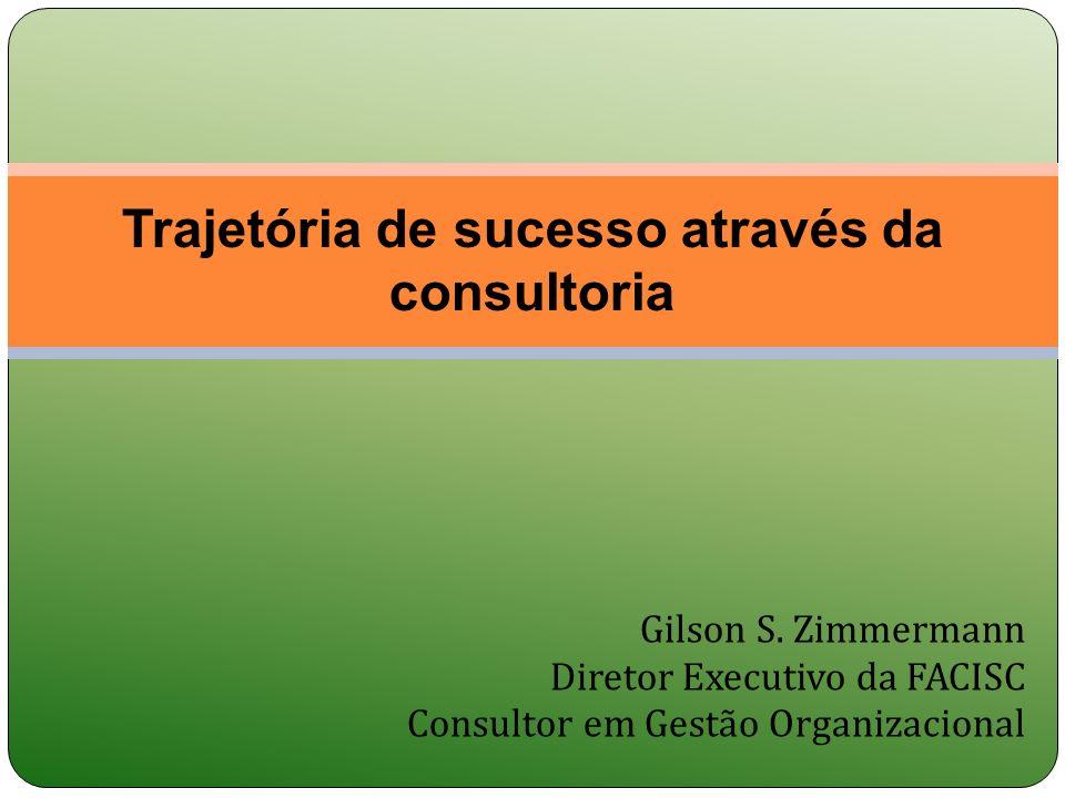 Trajetória de sucesso através da consultoria