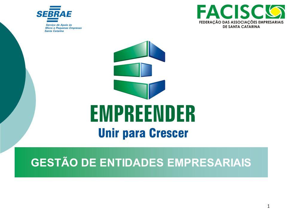 GESTÃO DE ENTIDADES EMPRESARIAIS