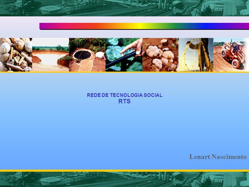 REDE DE TECNOLOGIA SOCIAL RTS