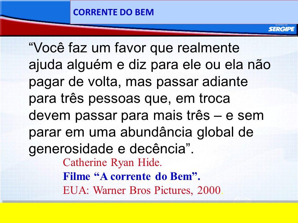 CORRENTE DO BEM