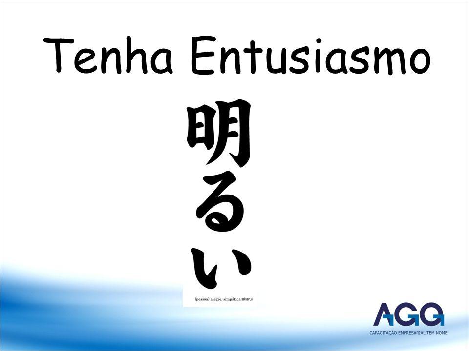 Tenha Entusiasmo