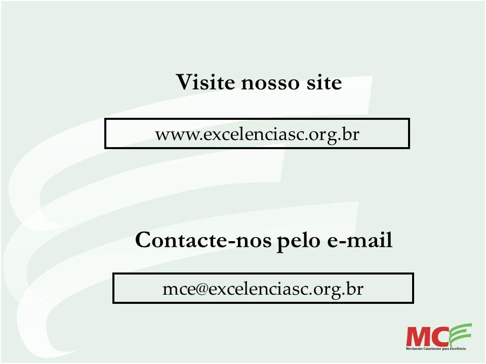 Contacte-nos pelo e-mail