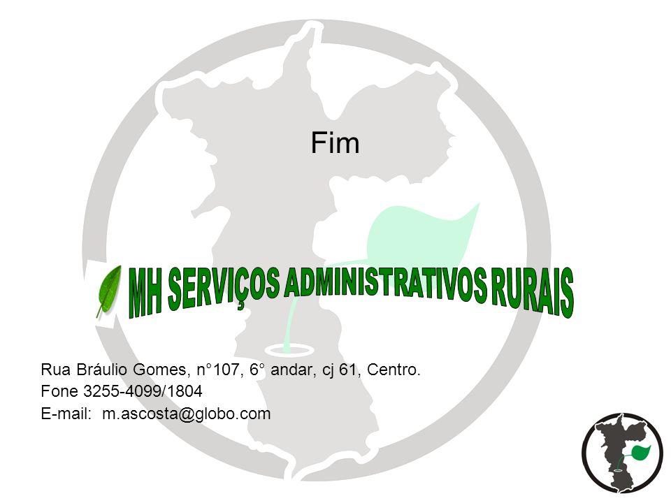 MH SERVIÇOS ADMINISTRATIVOS RURAIS