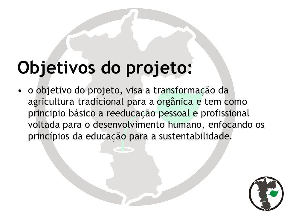 Objetivos do projeto: