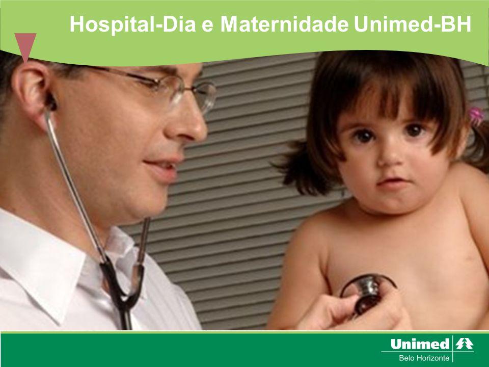Hospital-Dia e Maternidade Unimed-BH