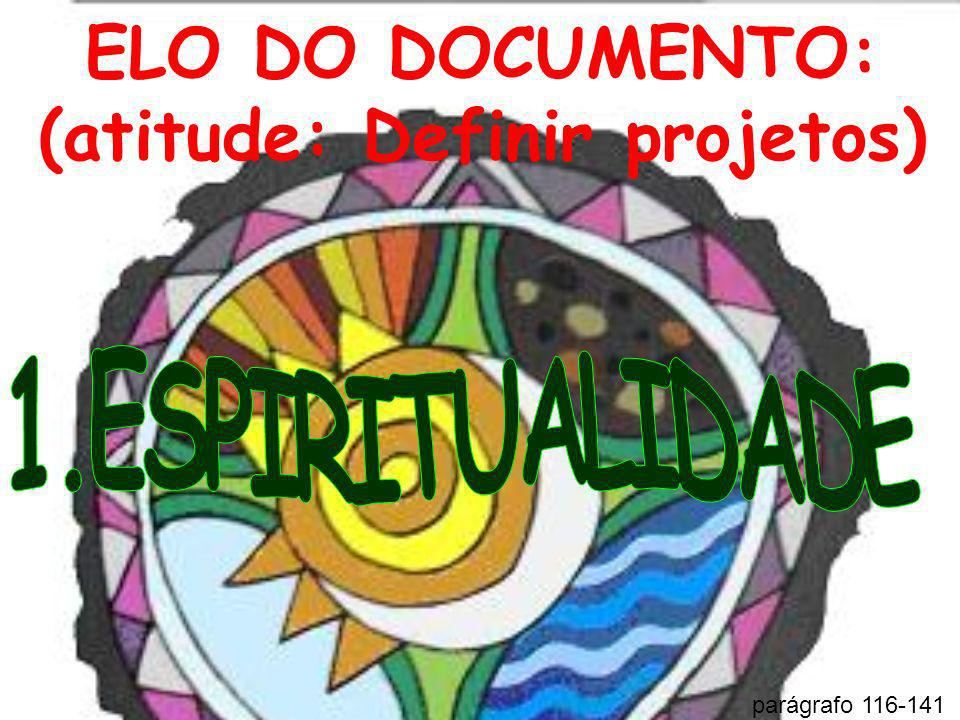 ELO DO DOCUMENTO: (atitude: Definir projetos)